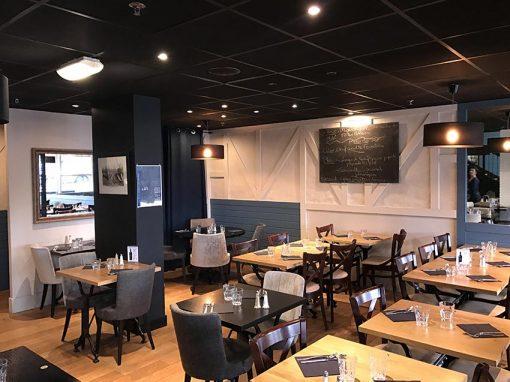 Restaurant «Le Quartier des Gourmets»